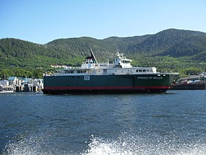 Prince of Wales ferry, Ketchikan.jpg