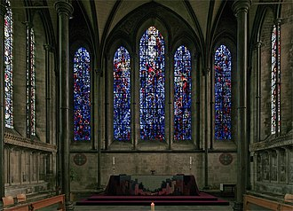 Gabriel Loire - Image: Prisoners of conscience window, Salisbury Cathedral geograph.org.uk 188933