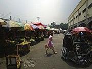 Pritil-Markt in Tondo