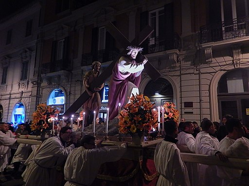 Processione delle Barette , Messina