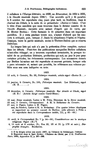 File:Prod'homme - Bibliographie berliozienne, SIMG, 1903-1904.djvu