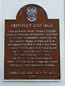 Prospect cottage (harrogate)