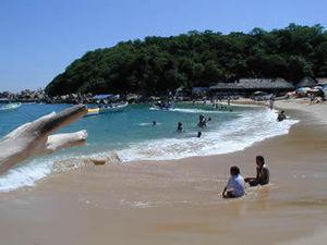 Puerto Escondido, Oaxaca - Puerto Angelito Beach