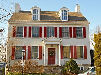 Doylestown, Pennsylvania - Pugh Dungan House