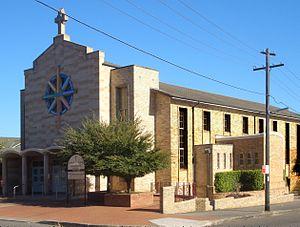 Punchbowl, New South Wales - Image: Punchbowl Church