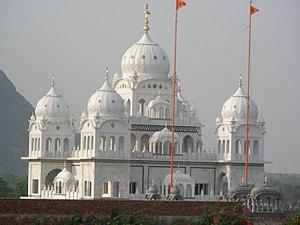 Pushkar - A Gurdwara in Pushkar