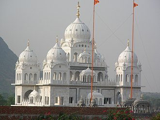 Pushkar - A Gurdwara in Pushkar