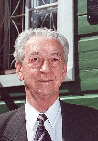 Vitaly Sevastyanov - Image: Pv sevastyanov v i 2002 face