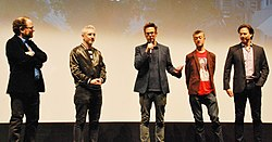 "Q&A, ""The Belko Experiment"" World Premiere (29731188972).jpg"