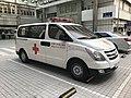 Quanguo Lianan Ambulance Company Hyundai Starex ambulance.jpg