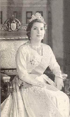 Narriman Sadek - Queen Narriman of Egypt