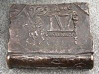 IV centenary of Don Quixote of La Mancha (1605-2005)