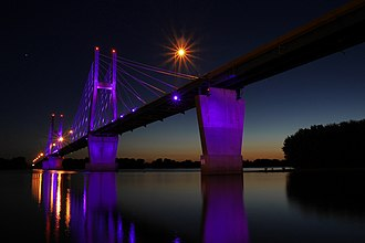 Bayview Bridge - Image: Quincy Bayview Bridge