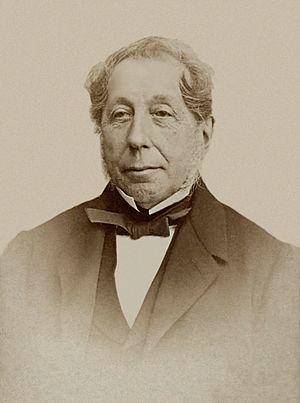 Charles de Rémusat - Rémusat by Charles Reutlinger, ca. 1865.