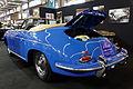 Rétromobile 2011 - Porsche 356 B 'Twin Griffe' - 1962 - 006.jpg
