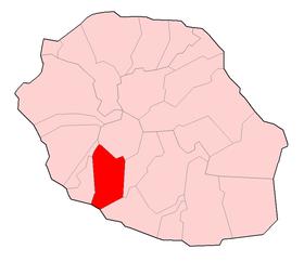 Commune de Saint-Louis, Île de la Réunion