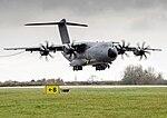 RAF A400M Lands at RAF Brize Norton.jpg