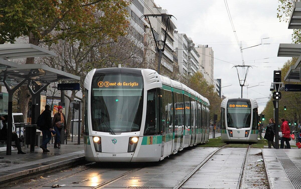 u00cele-de-france tramway line 3
