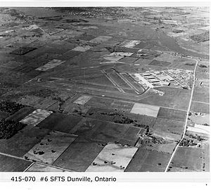 RCAF Station Dunnville