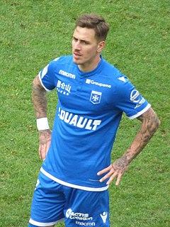 Daniel Mancini Argentine footballer