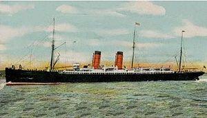 Afbeeldingsresultaat voor 1885 Etruria Cunard