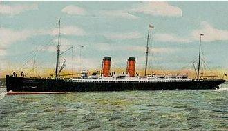 RMS Etruria - Image: RMS Etruria