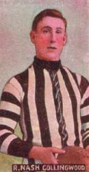 Laurie Nash - Laurie Nash's father, Robert Nash, was a leading VFL footballer of the early twentieth century.