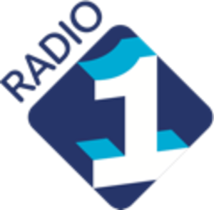 NPO Radio 1 - Radio 1 logo used until 2014.