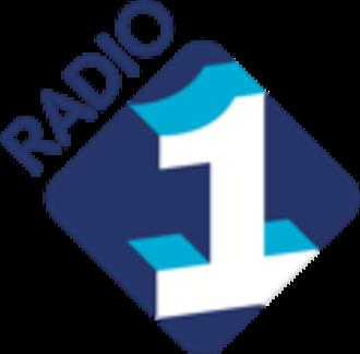 NPO Radio 1 - Radio 1 logo used until 2014.