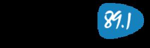 89.1 Radio Blue Mountains - Image: Radio Blue Mountains Flat Logo