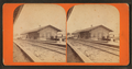 Railroad Depot, Pawtucket, R.I, from Robert N. Dennis collection of stereoscopic views.png