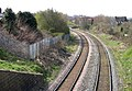 Railway Line near Brierley hill, West Midlands - geograph.org.uk - 390034.jpg