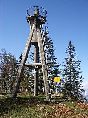 Mont Raimeux - Image: Raimeux 01