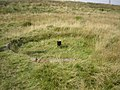 Rain gauge near Rishworth Drain - geograph.org.uk - 99198.jpg