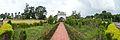 Ramakrishna Mandir - North Face - Jadu Nath Hati Smasana Complex - Sankrail - Howrah - 2013-08-11 1365-1370.JPG