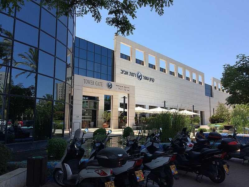 malls in Israel