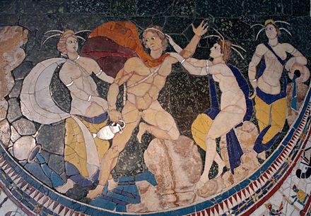 begleiter des dionysos satyr kreuzworträtsel