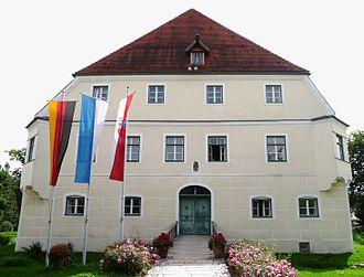 Neumarkt-Sankt Veit - Town hall