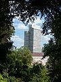 Rathaus vom Japangarten Kaiserslautern 02.JPG