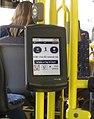 Rav-Kav reader in bus.jpg