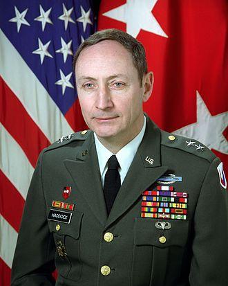 56th Field Artillery Command - Maj. Gen. Raymond E. Haddock