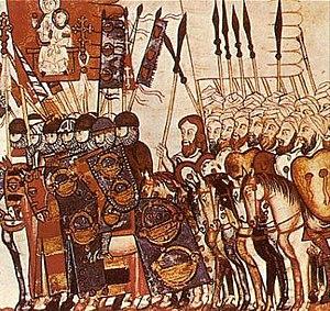 Reverter de La Guardia - Image: Reconquista 4