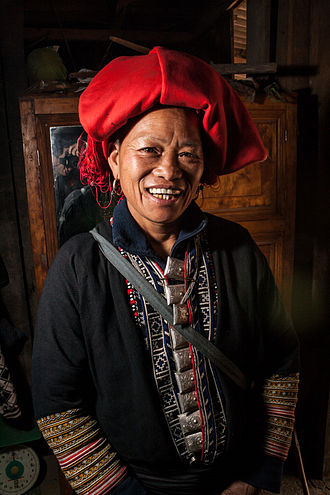 Yao people - Red Yao Village Chief