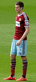 Reece Burke English association football player