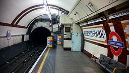 Regents Park Station