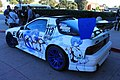 Rei Ayanami on EVA Racing itasha at AOD 20150131 2.jpg