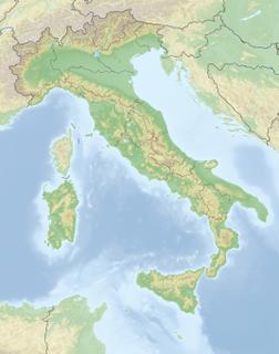 nördliche 8 Regionen der Halbinsel Italien