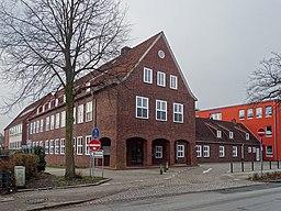 Heidestraße in Rellingen