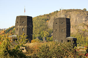 Remagen - Bridge towers