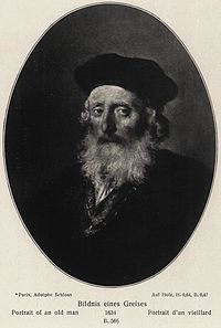Rembrandt - Portrait of a man with beard and beret.jpg